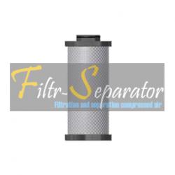 K006ACS Wkład filtra węglowego Domnick Hunter Oil-X Plus