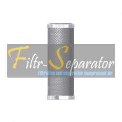 E1-40 Wkład filtra węglowego Hankison