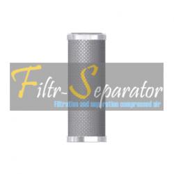 E1-52 Wkład filtra węglowego Hankison