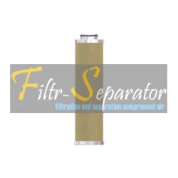 E1261-X5 Wkład filtra wstępnego Walker