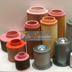 Filtry do Alup SCK26, SCK31, SCK21