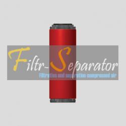 Wkład filtra Zander 1050X, 1050XP